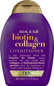 OGX Biotin & Collagen Conditioner 385ml