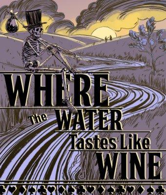 Where the Water Tastes Like Wine til Mac