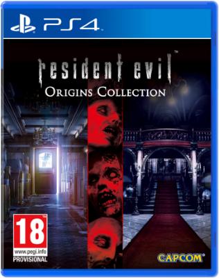 Resident Evil Origins Collection til Playstation 4