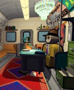 Jazzpunk til Playstation 4