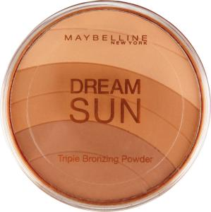 Maybelline Dream Sun Triple Bronzing Powder