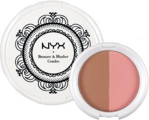 NYX Bronzer & Blusher Combo