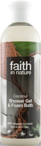 Faith in Nature Coconut Shower Gel 250ml