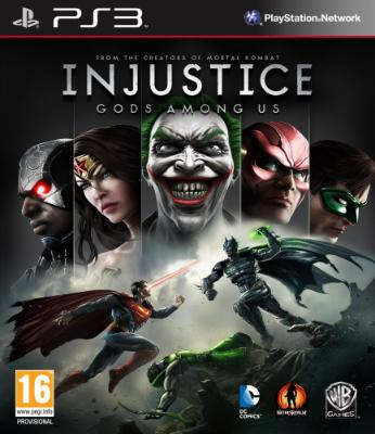 Injustice: Gods Among Us til PlayStation 3