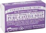 Dr. Bronner's Magic Soaps Dr.Bronner's Magic Soaps All-One Hemp Lavender 140g
