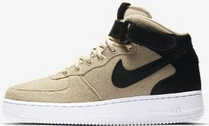 Nike Air Force 1 Mid 07 Leather Premium (Dame)