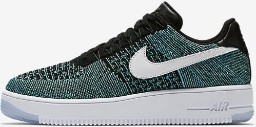 Nike Air Force 1 Flyknit Low (Herre)