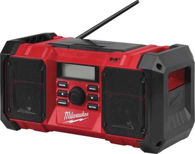 Milwaukee M18 JSR DAB+ arbeidsradio