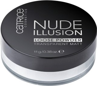 Catrice Nude Illusion Loose Powder