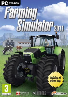 Farming Simulator 2011 til PC