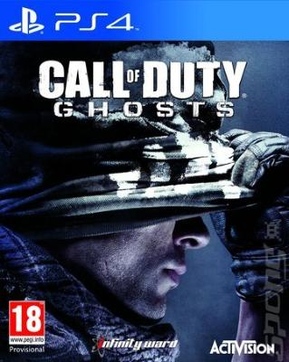 Call of Duty: Ghosts til Playstation 4