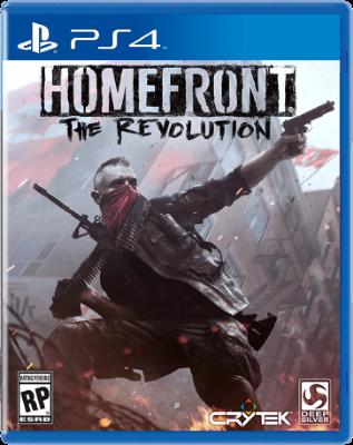 Homefront: The Revolution til Playstation 4