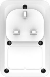 D-Link Telldus Plug In Outlet W/ Energy Meter Gen5