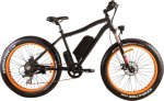Fatbike El-sykkel 500W (Herre)