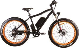EAZbike Fatbike El-sykkel 500W (Herre)