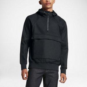 Nike SB Everett Anorak Jacket | Black | Windbreakers