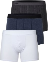 Selected Boxer 3-Pack (Herre)