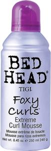 TIGI Bed Head Foxy Curls Extreme Curl Mousse 250ml