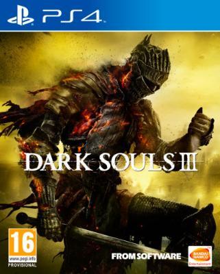Dark Souls III til Playstation 4
