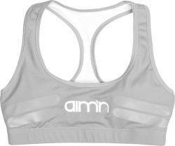 Aim'n Tribe Logo Bra