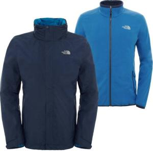 The North Face Evolution II Triclimate Jacket (Herre)