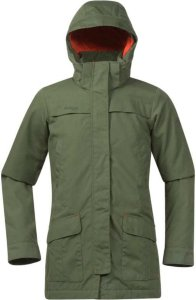 Bergans Lade Insulated Youth Girl Parka (Barn)