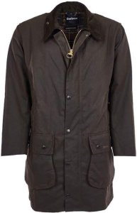 Barbour Classic Northumbria Wax Jacket (Herre)