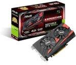 Asus GeForce GTX 1050 Ti Expedition OC 4GB