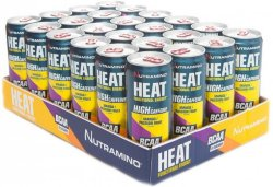 Nutramino HEAT BCAA 24x330 ml