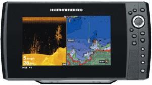 Humminbird 9 DI GPS Helix