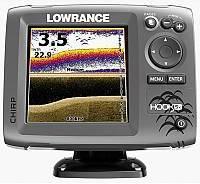 Lowrance Hook 5 Kombi Ekkolodd
