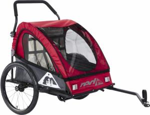 Red Cycling Products PRO Kids BikeTrailer
