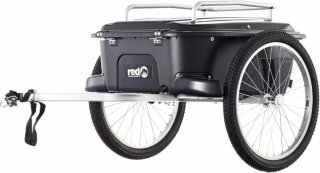 Red Cycling Products PRO Cargo Trailer