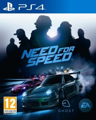 Need for Speed til Playstation 4