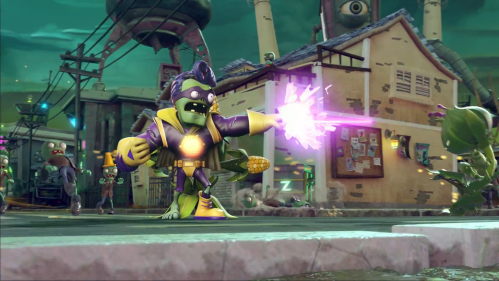 Plants vs. Zombies: Garden Warfare 2 til Playstation 4