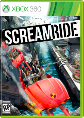 ScreamRide til Xbox 360