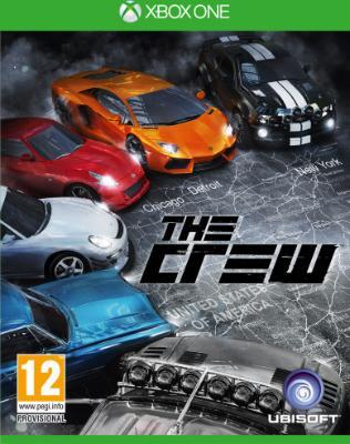 The Crew til Xbox One