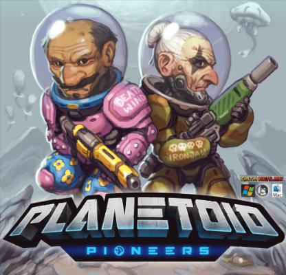 Planetoid Pioneers til PC