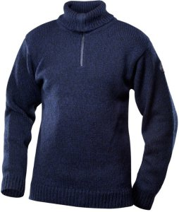 Devold Nansen Sweater Zip Neck (Herre)