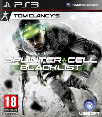Tom Clancy's Splinter Cell: Blacklist til PlayStation 3