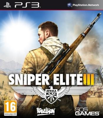 Sniper Elite III til PlayStation 3