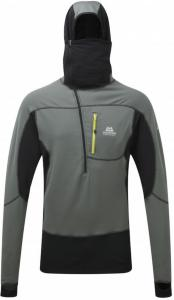Mountain Equipment Eclipse Hooded Zip Tee (Herre)
