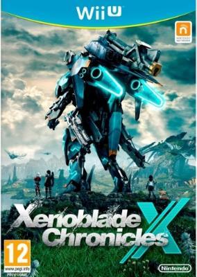 Xenoblade Chronicles X til Wii U