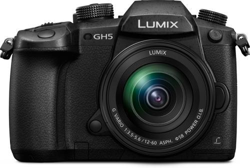 Panasonic Lumix DMC-GH5