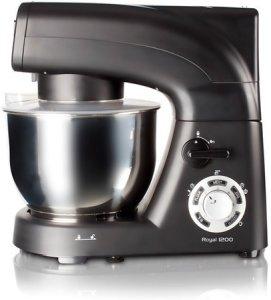 Royal 1200 Sort Kjøkkenmaskin