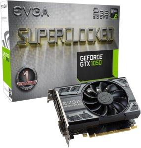 EVGA GTX 1050 2GB SC