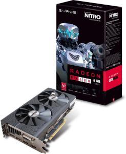 Sapphire Radeon RX 480 8GB NITRO