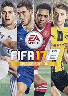 FIFA 17 Deluxe Edition til PC