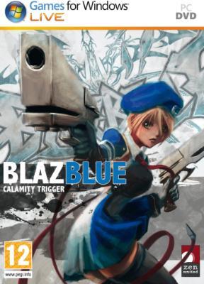 BlazBlue: Calamity Trigger til PC