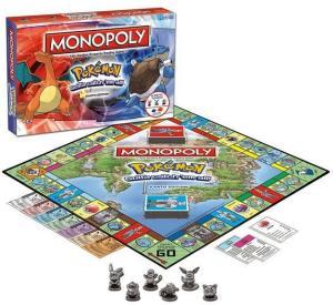 Monopol Pokemon Kanto Edition
